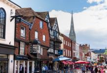 Salisbury town