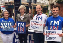 Theresa May Remain Remoaner