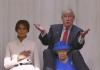 Trump Queen Piggyback