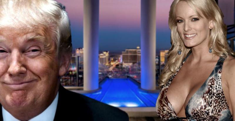 Trump Stormy Vegas