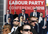 Jewish Labour MP Bodyguards