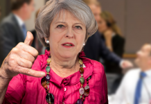theresa may dancer