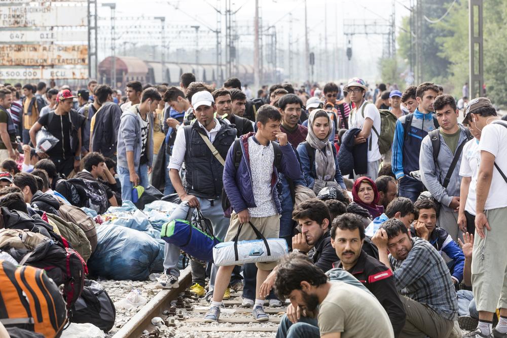 mass migration europe globalists