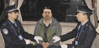 Interpol president China