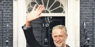corbyn Number 10 - 800