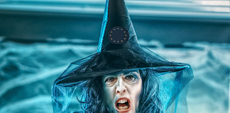 witch number 10 downing street