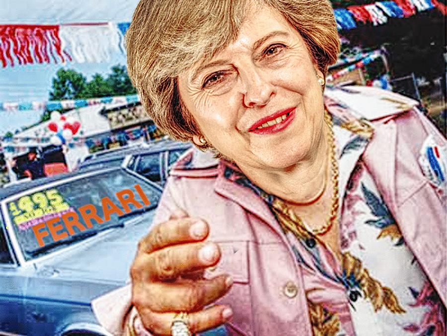 Dodgy Theresa