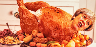 cooked-christmas-turkey-theresa-may (Hammond's Nose)