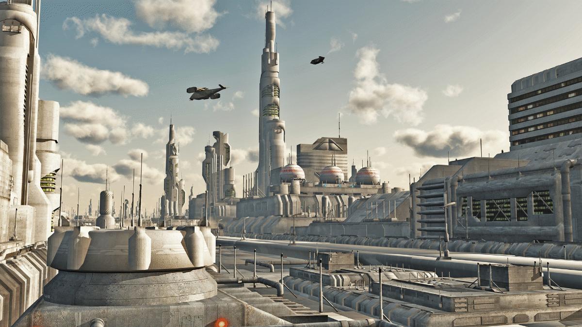 Future globalist city globalism