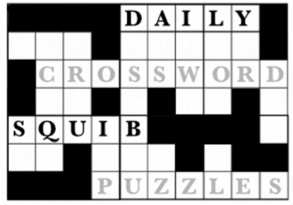 squib puzzles