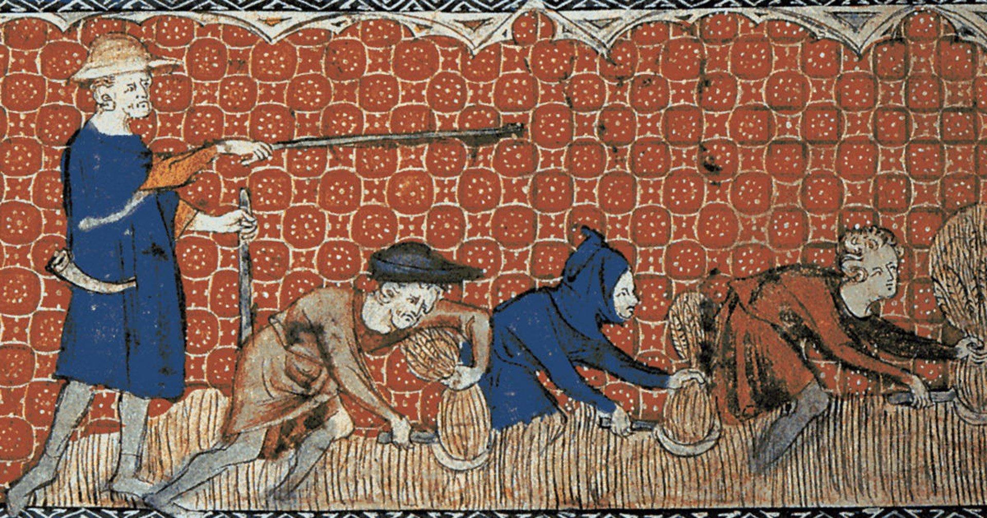 feudalism britain