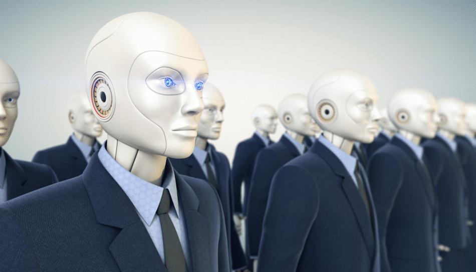 robot business