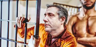 cohen prison cell lawyer