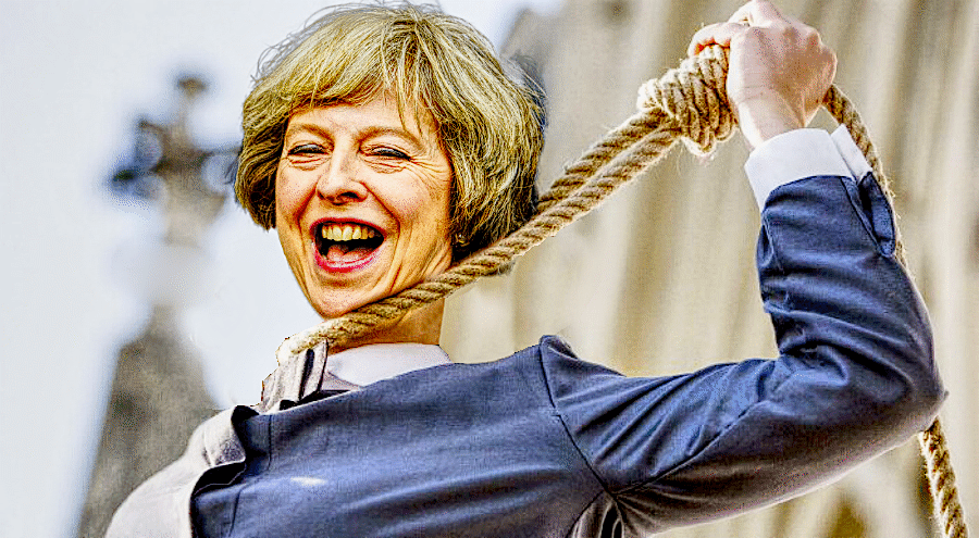 theresa may suicide
