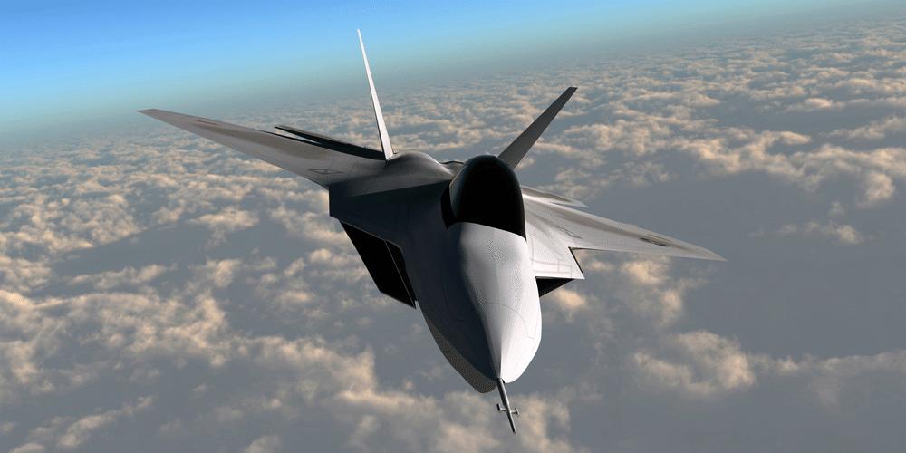 F22 RAPTOR U.S. AIR FORCE