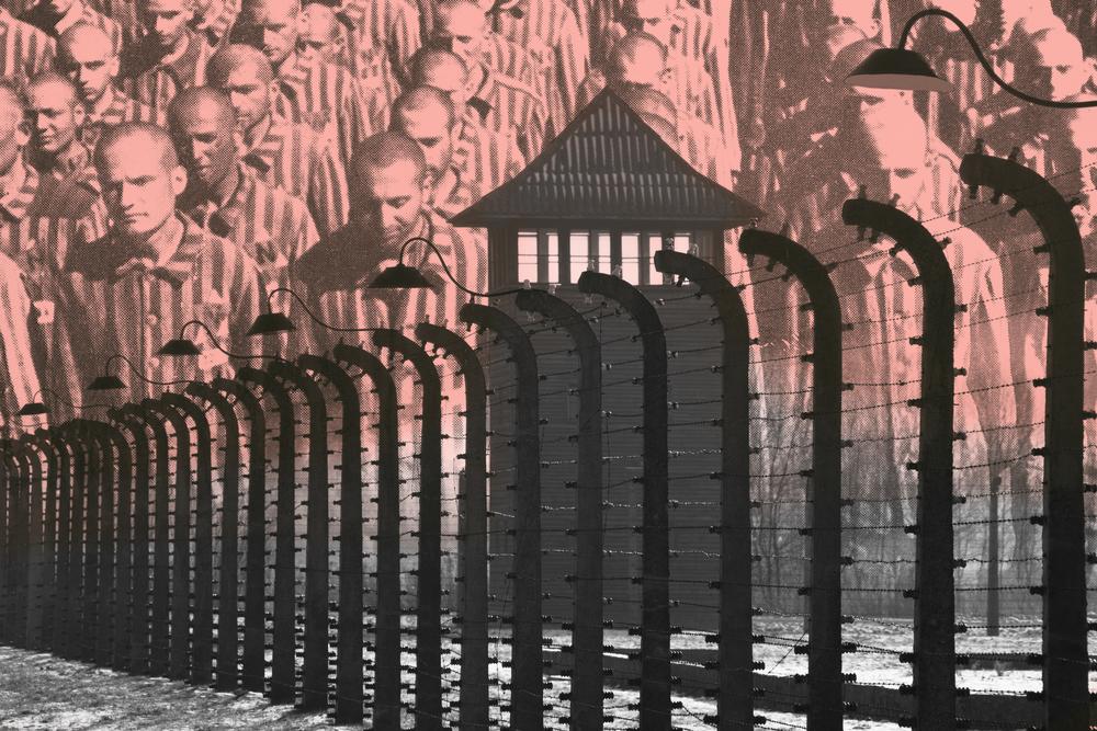Auschwitz Concentration Camp - Poland-David Lammy