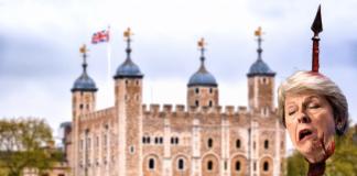 High Treason Tower of London
