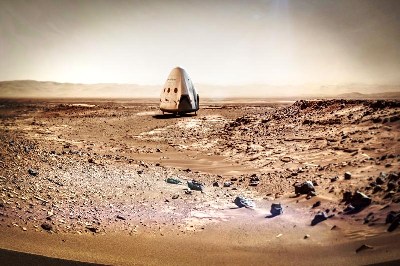 harry and meghan Mars