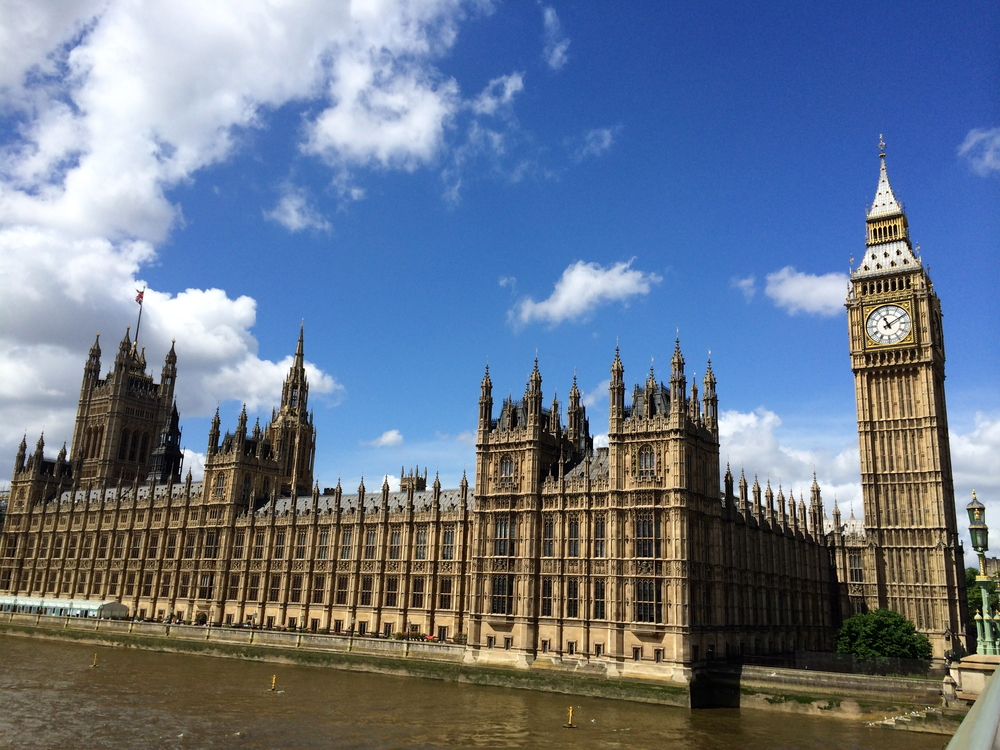 houses of parliament bill