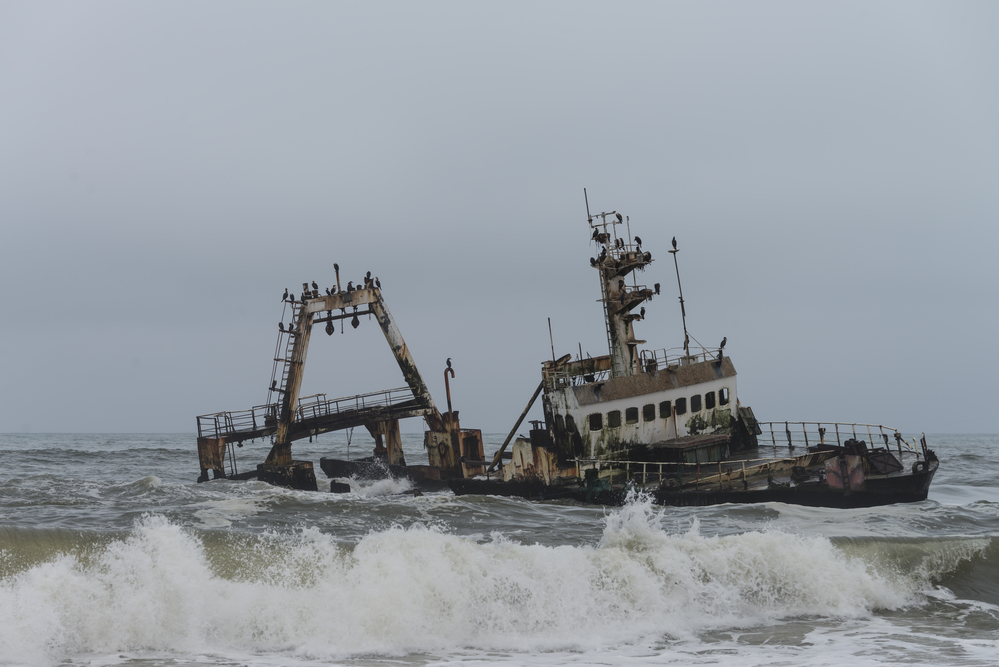 Shipwreck gender fluid