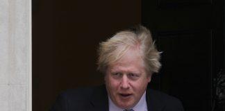 Boris Johnson 10 Downing Street