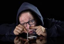 Gove illegal drug use cocaine