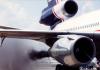 carbon emissions jet
