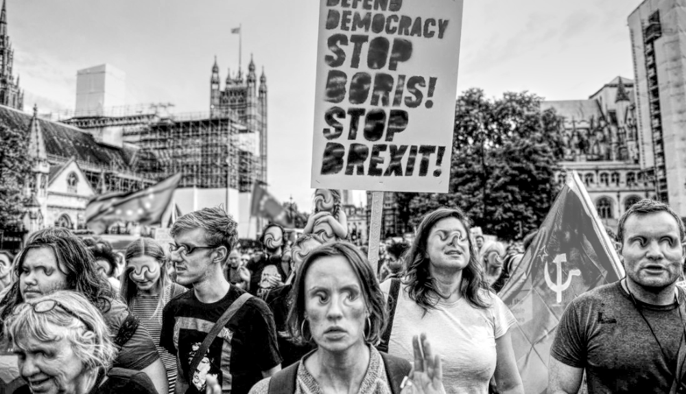 protest-prorogue-communist-remainers