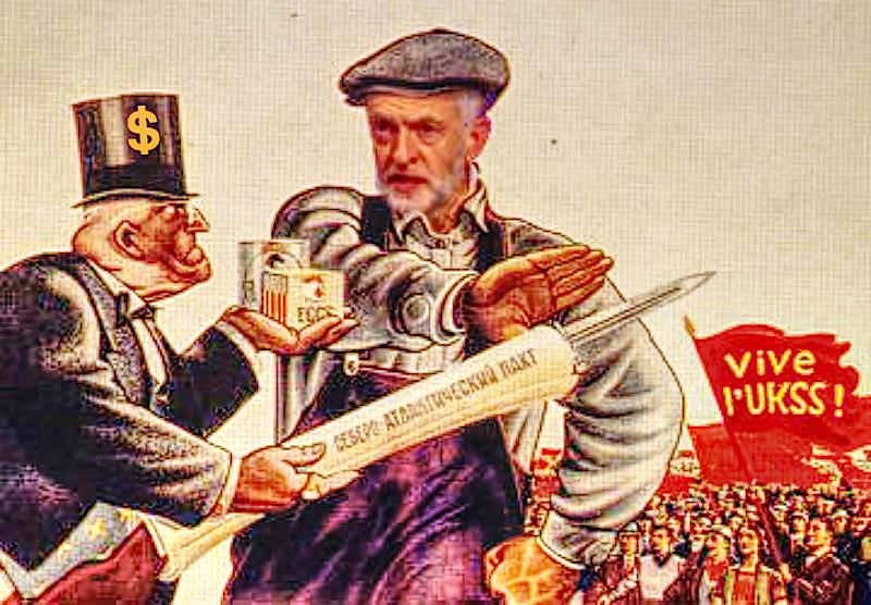 corbyn anti-capitalist anti-business Marxist