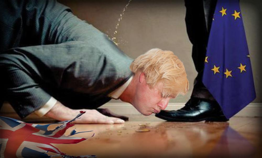 Boris EU Surrender