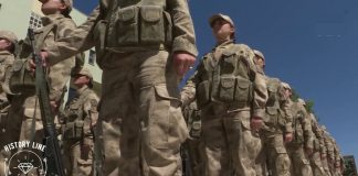 turks army