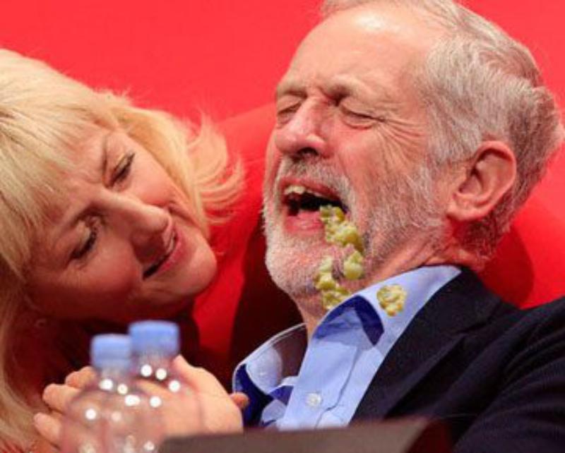 corbyn food