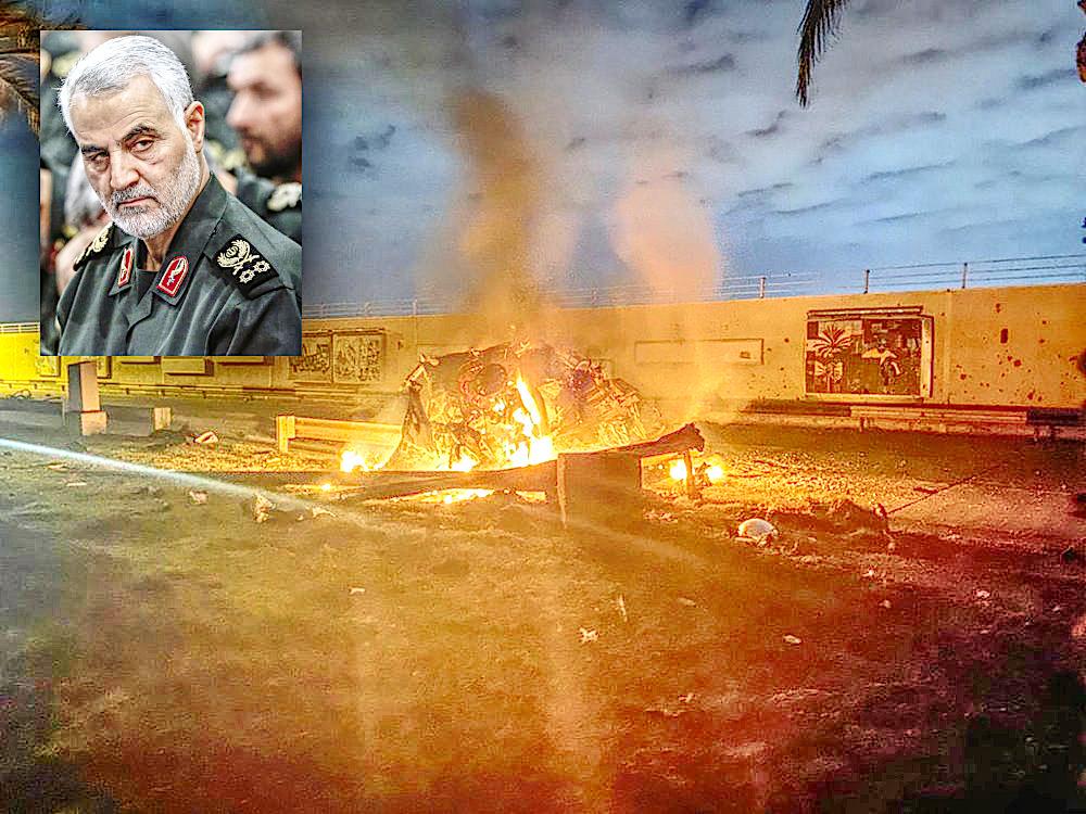 Soleimani assassinated