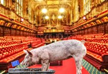 house of lords corrupt unelected POLITICAL SATIRE