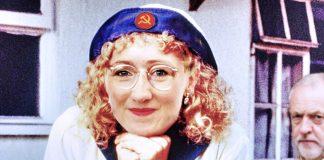 rebecca long bailey corbyn labour hi de hi POLITICAL SATIRE