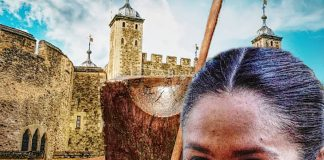 Tower-of-London-Meghan Markle-The-Queen