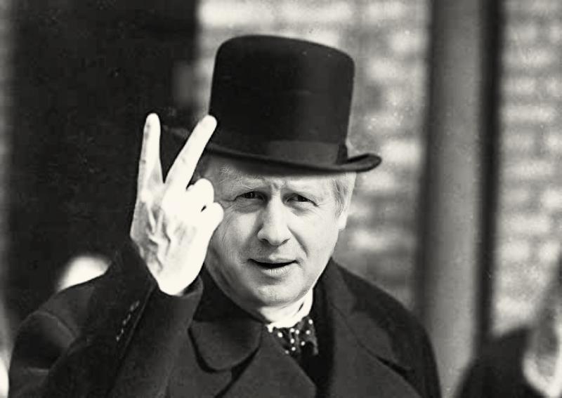 Boris Johnson Coronavirus Fuck Off