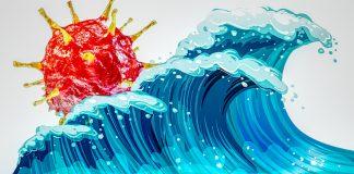 coronavirus second third wave