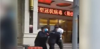 Africans evicted-Guangzhou-city-in-China