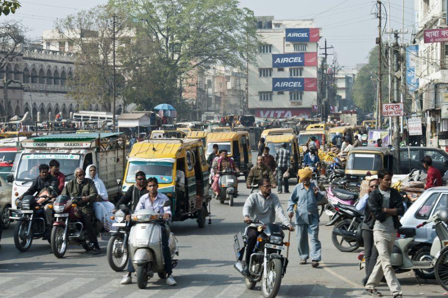 traffic india accidents coronavirus