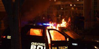 twitter atlanta riot