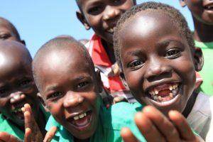 Aketa Camp / Village, Uganda, Africa