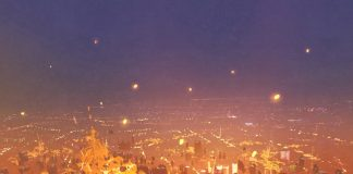 cities burn