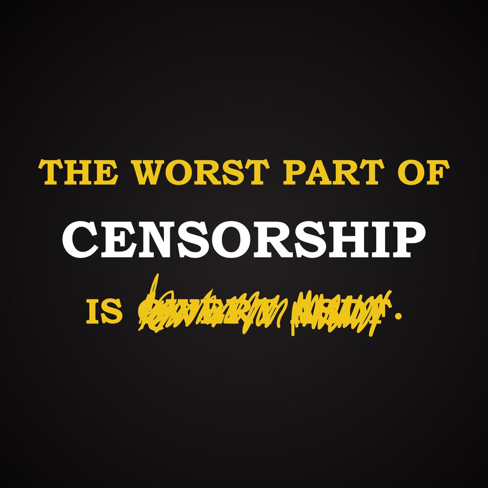 censorship soviet BLM destruction of free speech