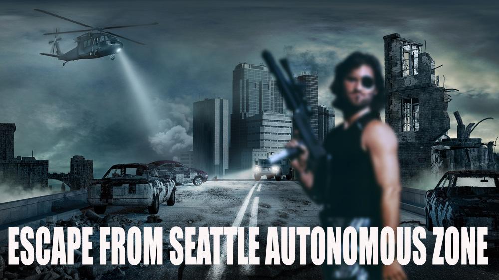 ESCAPE FROM SEATTLE autonomous zone