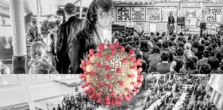 second wave schools coronavirus