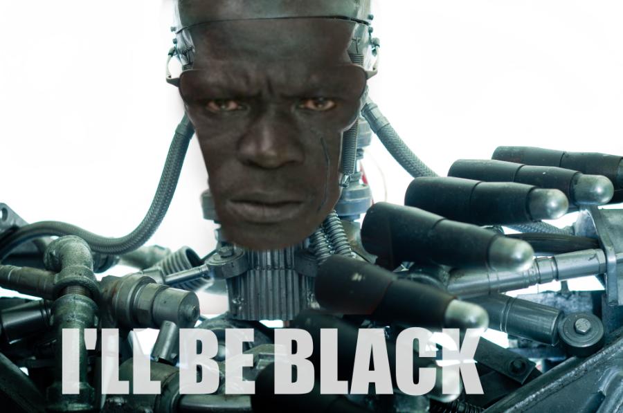 BLACK TERMINATOR