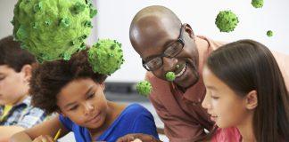 Teachers COVID-19 Schools re-open