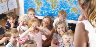 children class Covid-19 Infection