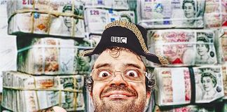 bbc salaries